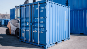 Bygg din container