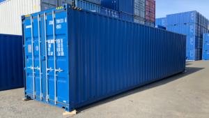 Uniteam 40 fot ISO container