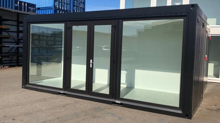 Uniteam 20 fot glascontainer
