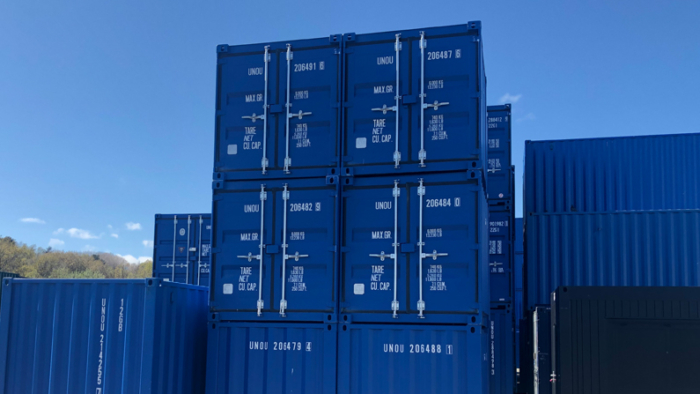 Uniteam 7 fot container